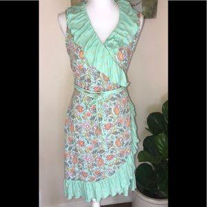 Matilda Jane Riffle Wrap Dress S